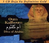 Diva Of Arabia-Oum Kalthoum-CD