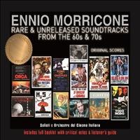 Rare & Unreleased Soundtracks-Ennio Morricone-CD