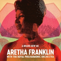 A Brand New Me-Aretha Franklin-CD