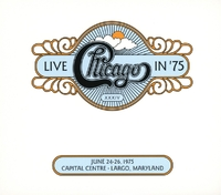 Live In '75-Chicago-CD