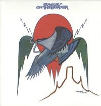 On The Border-Eagles-LP