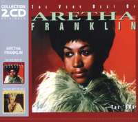 Very Best Of Vol.1 & Vol.2 (2CD)-Aretha Franklin-CD