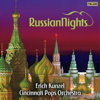 Russian Nights-Cincinnati, Erich Kunzel-CD