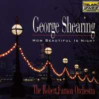 How Beautiful Is The Nigh-George Shearing-CD