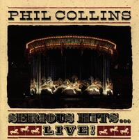 Serious Hits-Live-Phil Collins-CD