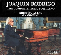 The Complete Music For Piano-Gregory Allen-CD