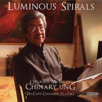 Luminous Spirals, Chamber Music Of Chinary Ung-Anderson, Da Capo Chamber Players, Shelton-CD