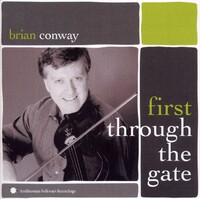 First Through The Gate-Brian Conway-CD