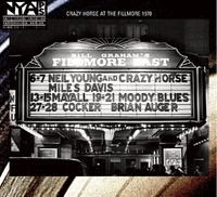 Live At The Fillmore East(1CD)-Neil Young & Crazy Horse-CD