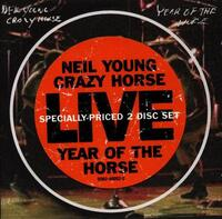 Year Of The Horse (Live)-Neil Young & Crazy Horse-CD