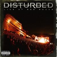 Disturbed - Live At Red Rocks-Disturbed-CD