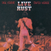 Live Rust-Neil Young & Crazy Horse-LP