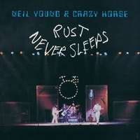 Rust Never Sleeps-Neil Young & Crazy Horse-LP