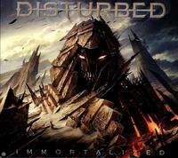 Immortalized (Deluxe Version)-Disturbed-CD