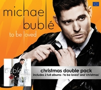 To Be Loved (+ Christmas)-Michael Buble-CD