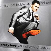 Crazy Love -Hollywood Edition-Michael Buble-CD