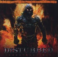 Indestructible (CD/DV)-Disturbed-CD