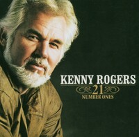 21 Number Ones-Kenny Rogers-CD