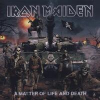 A Matter Of Life And Death-Iron Maiden-CD