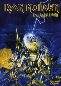 Iron Maiden-Live After Death-DVD