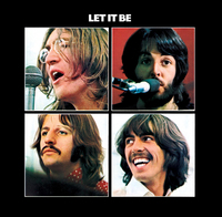 Let It Be (Remastered)-The Beatles-CD