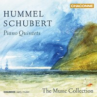 Piano Quintets-The Music Collection-CD