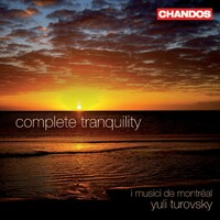 Complete Tranquility-I Musici de Montreal-CD