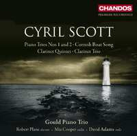 Chamber Works-Gould Piano Trio-CD