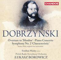 Works For Piano And Orchestra-Polish Symphony Orchestra-CD