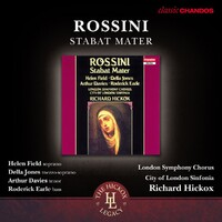 Stabat Mater-City Of London Sinfonia-CD