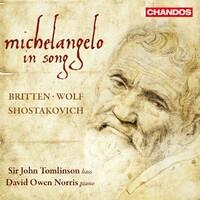 Michelangelo In Song-John Tomlinson-CD