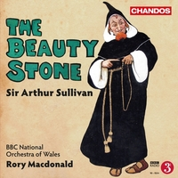 The Beauty Stone-BBC National Orchestra Of Wales-CD