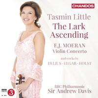 The Lark Ascending-Tasmin Little-CD