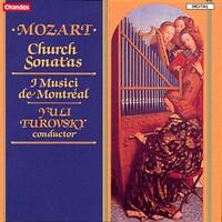 Church Sonatas-I Musici de Montreal-CD