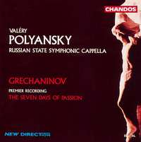 7 Days Of Passion-Russian State Symphonie Capella-CD