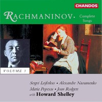 Songs III-Naoumenko Shelley Rodgers-CD