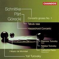 Contemporary Works-I Musici de Montreal-CD