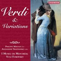 Verdi &Variations-I Musici de Montreal-LP
