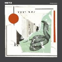 Strange Peace-Metz-CD