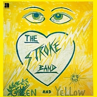 Green And Yellow-Stroke Band-CD