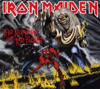 The Number Of The Beast (Col)-Iron Maiden-CD
