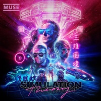 Simulation Theory (Deluxe Editie)-Muse-CD