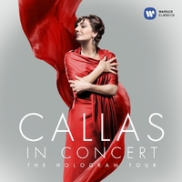Callas In Concert (Hologram)-Callas-CD