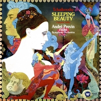 The Sleeping Beauty-Previn-LP