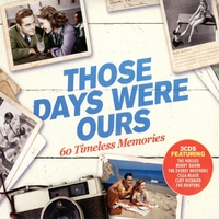 Those Days Were Ours--CD