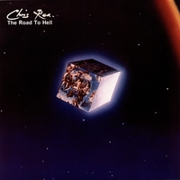 The Road To Hell-Chris Rea-LP