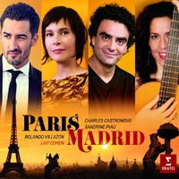 Paris-Madrid-Cohen, Piau, Villazon-CD