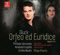 Orfeo Ed Euridice (Limited)-Fasolis, Jaroussky-CD