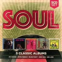 Soul--CD