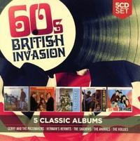 60S British Invasion--CD
